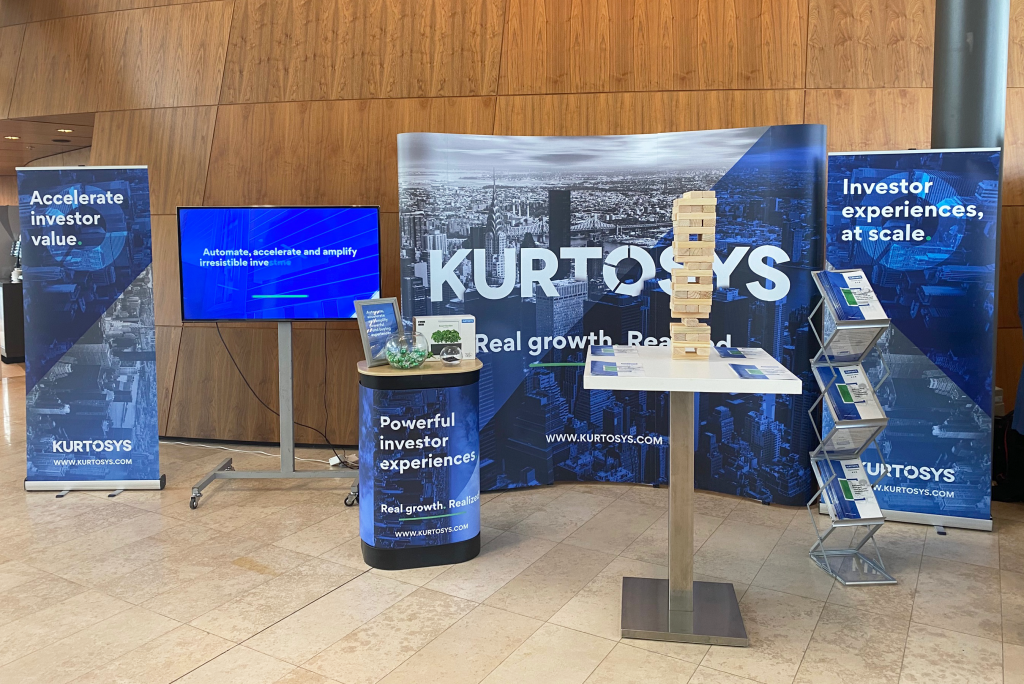 Kurtosys Spotlight: Living the brand, #ET2020, Deloitte Cross-Border Distribution event 2