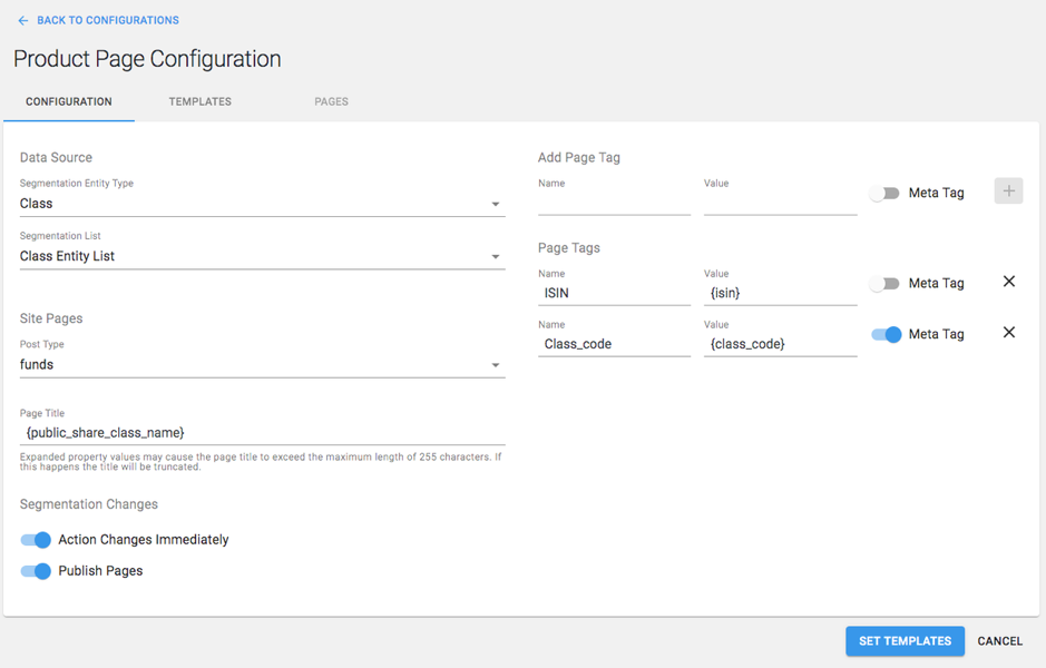Latest Kurtosys release introduces DXM product page module 1