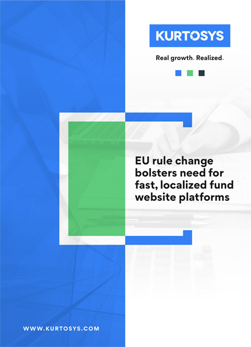 EU rule change bolsters need for fast, localized fund website platforms 1
