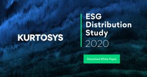 Kurtosys ESG Distribution Study 2020