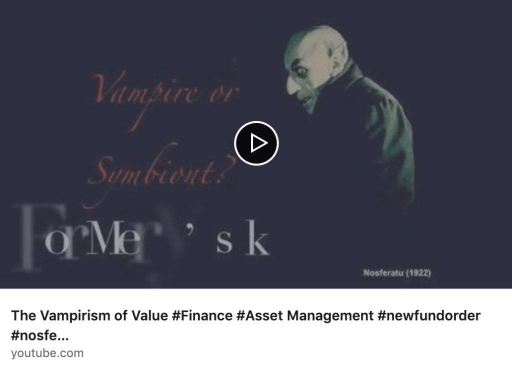 Kurtosys Spotlight: Ryan Glister, trade war, value vampirism 2