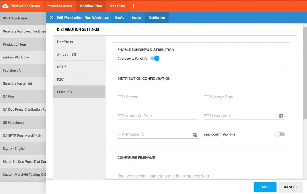 Latest Kurtosys release includes FundInfo distribution, DocPress feature enhancements 1