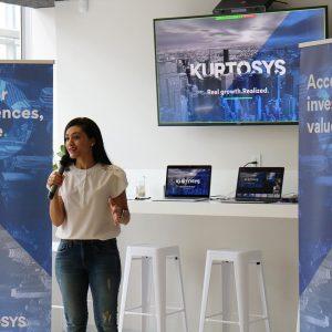 Kurtosys Spotlight: Living the brand, #ET2020, Deloitte Cross-Border Distribution event 2