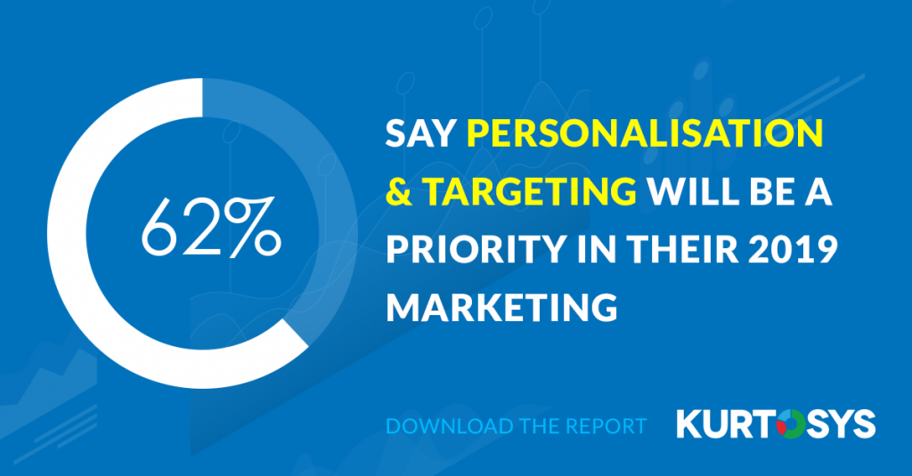 Personalisation a key priority for financial marketing in 2019 [Survey] 2