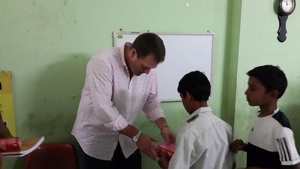 Kurtosys Teams Up with Sanshil Foundation 2