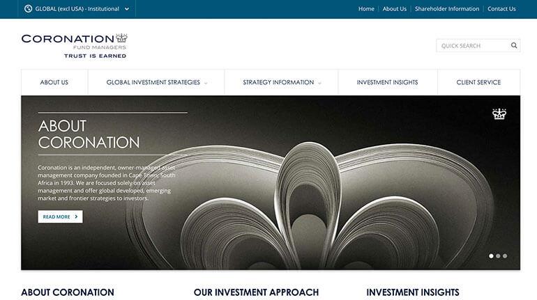 25 of the Best Designed Investment Management Websites 7