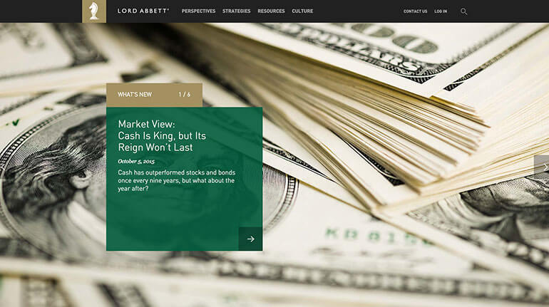 25 of the Best Designed Investment Management Websites 17