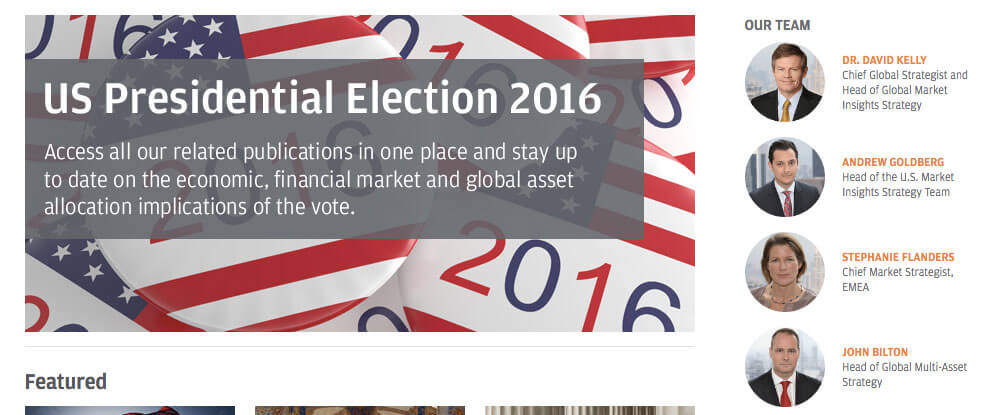 How 6 Asset Managers Reacted to the US Election 5