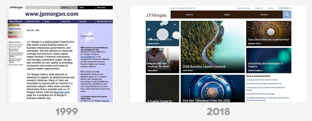 Asset Manager Websites Then & Now 5