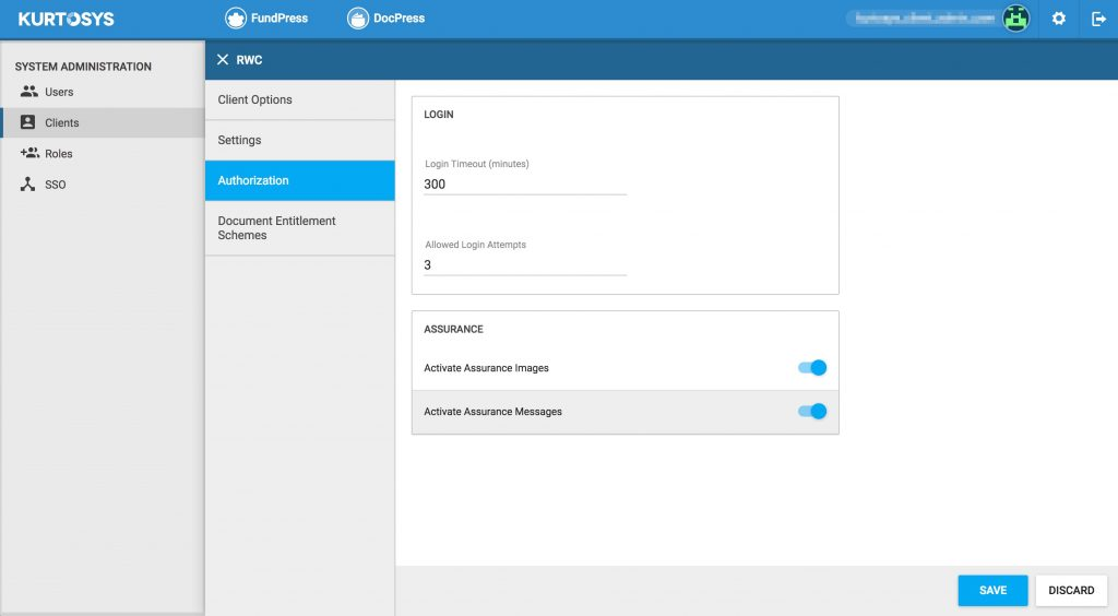 Introducing Kurtosys DocPress & Enhanced Admin Features 1
