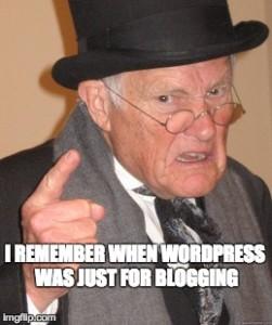 Three Myths About WordPress 1