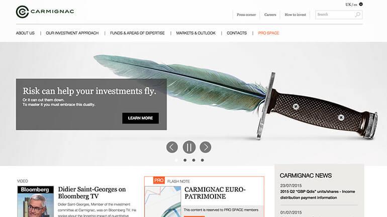 25 of the Best Designed Investment Management Websites 5