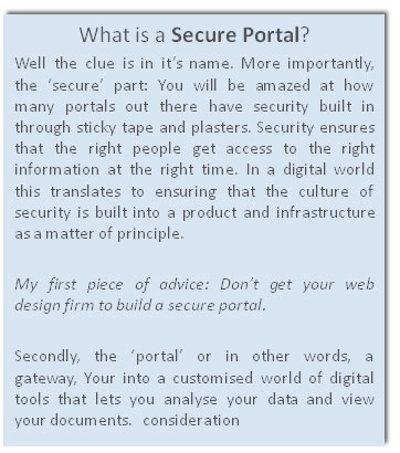 Secure Portals: 10 Essential Factors That Will Save You Time and Money 1