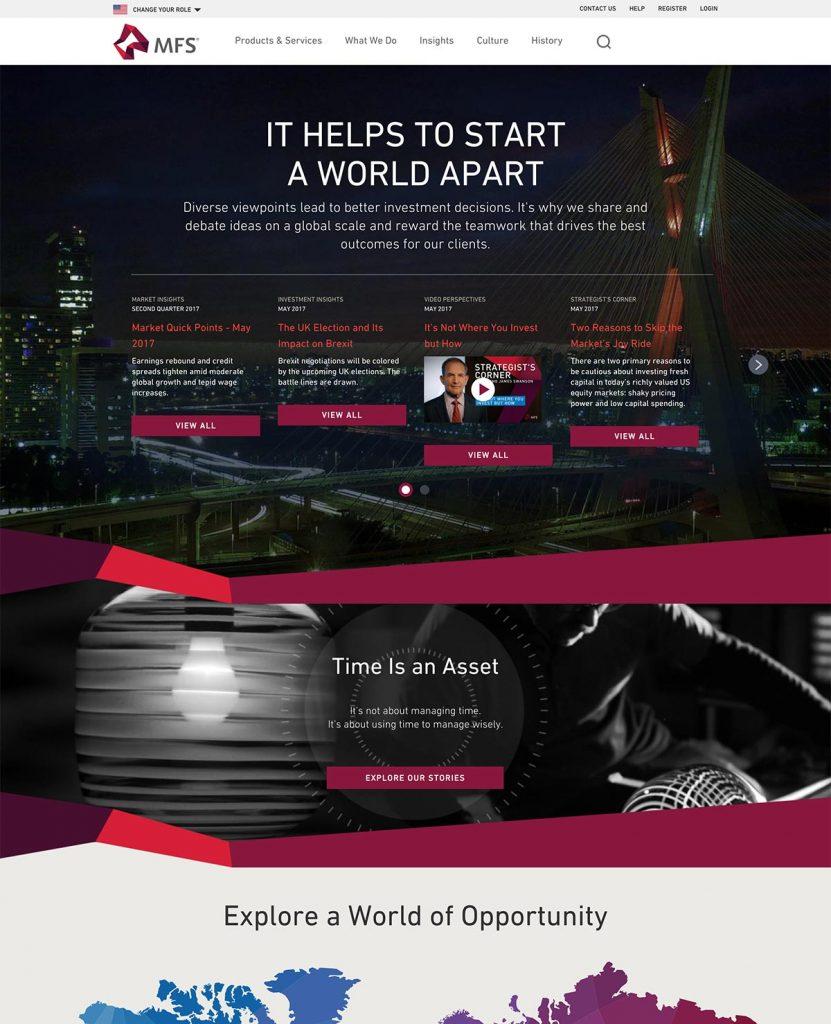 5 Effective Web Design Trends for Investment Management Websites 2