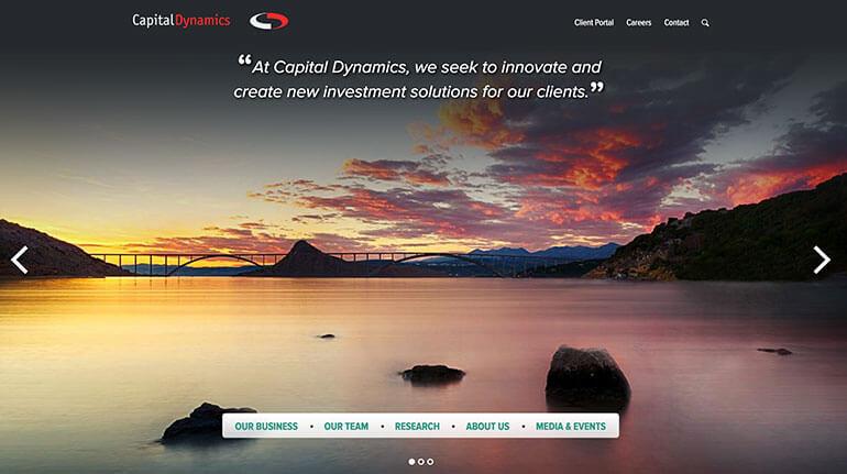 25 of the Best Designed Investment Management Websites 4