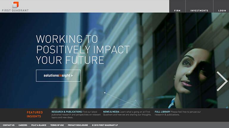 25 of the Best Designed Investment Management Websites 8