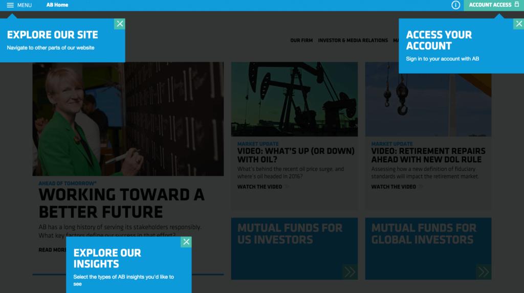10 UX Patterns Fund Websites Should Start Using In 2016 12