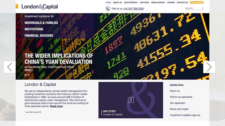 25 of the Best Designed Investment Management Websites 16