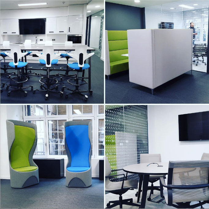 Kurtosys Relocates to Contemporary London Office 1