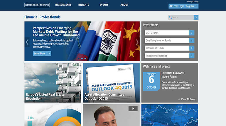 25 of the Best Designed Investment Management Websites 20