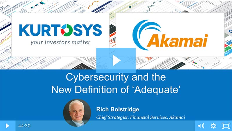Kurtosys CISO speaks at Banking and Insider Threat Briefing 1