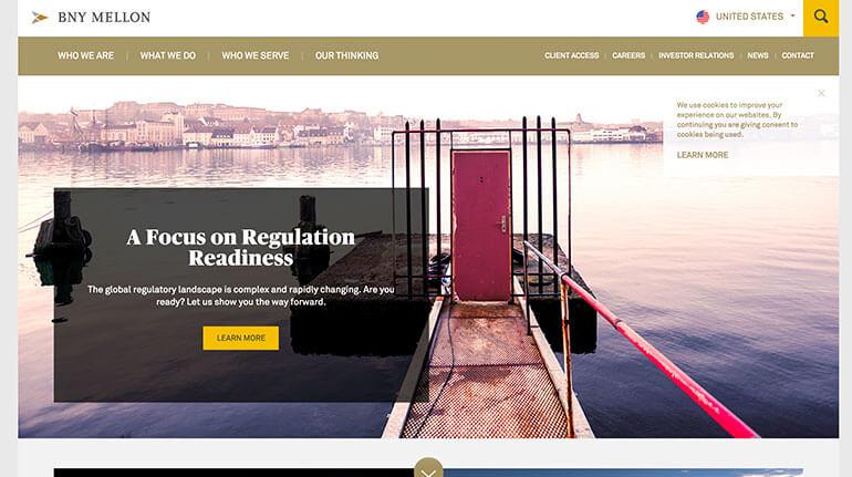 25 of the Best Designed Investment Management Websites 3
