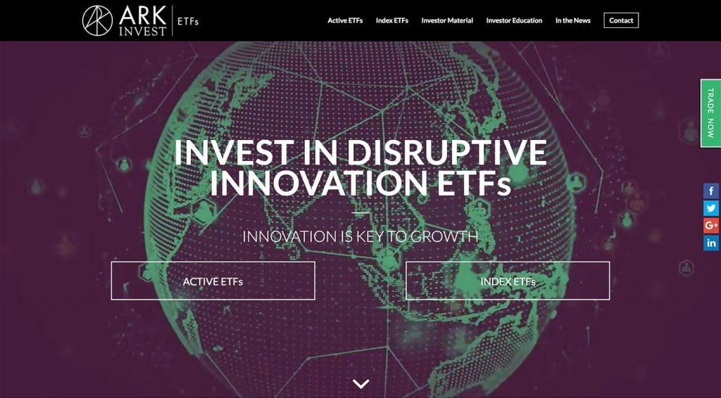14 of the Best Designed ETF Websites 5