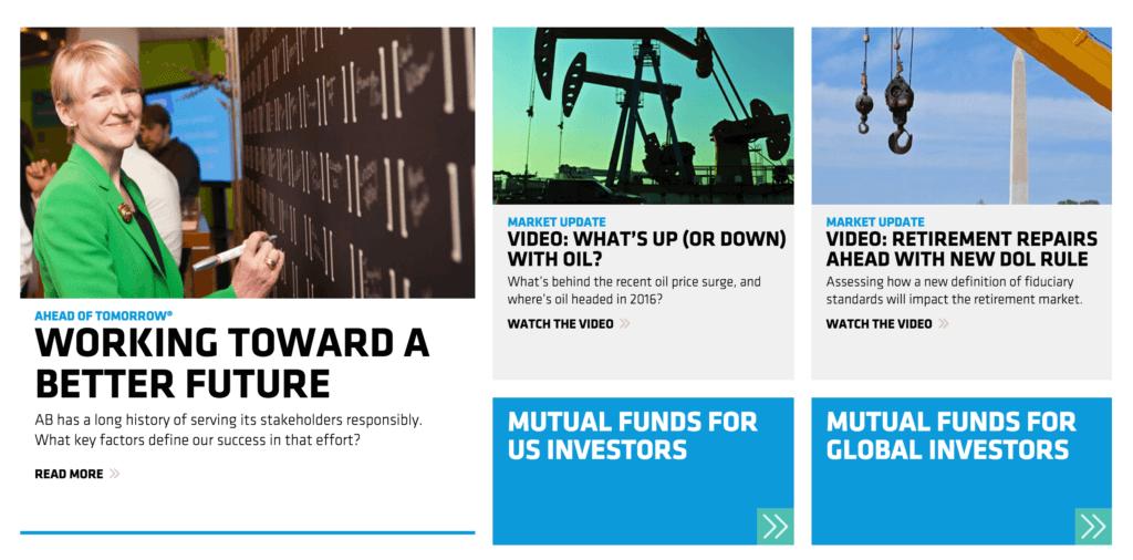 10 UX Patterns Fund Websites Should Start Using In 2016 11