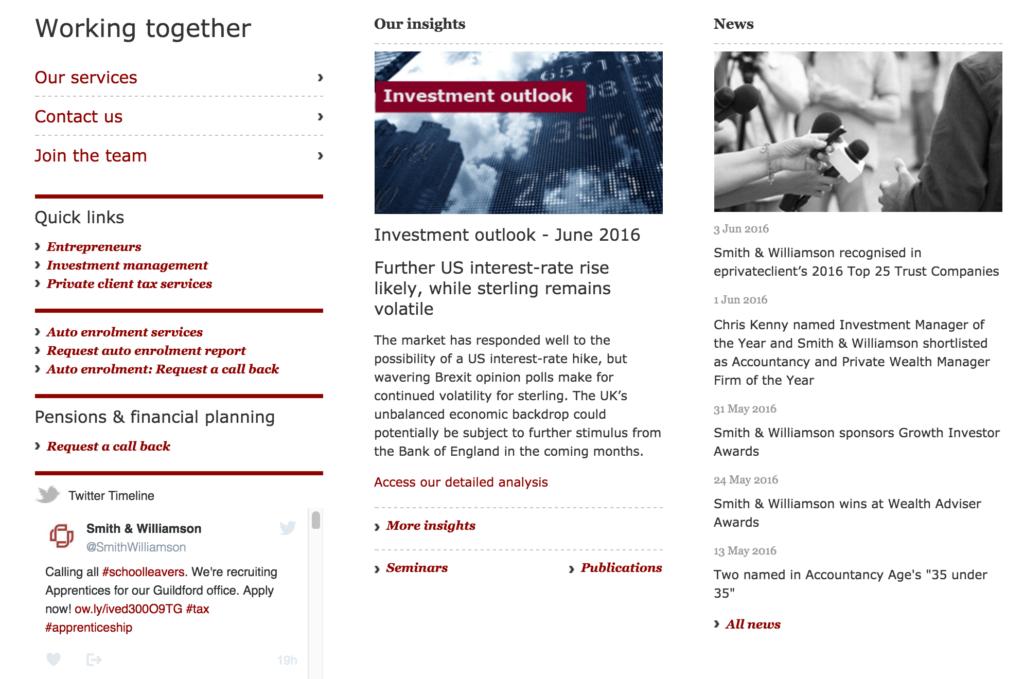 10 UX Patterns Fund Websites Should Start Using In 2016 7