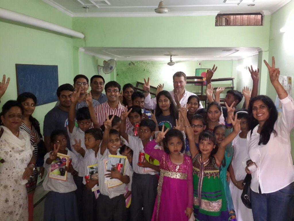 Kurtosys Teams Up with Sanshil Foundation 3