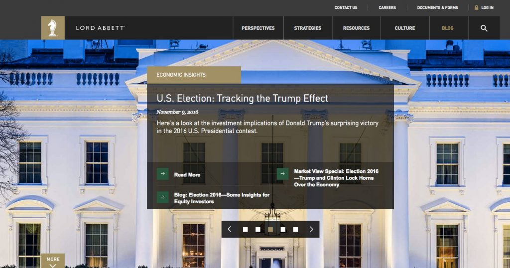 How 6 Asset Managers Reacted to the US Election 8