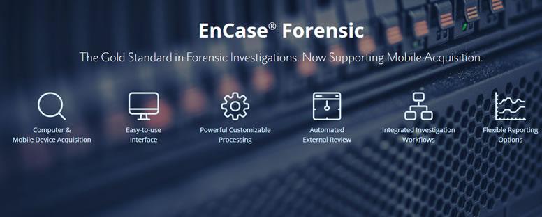 Encase Forensic Header