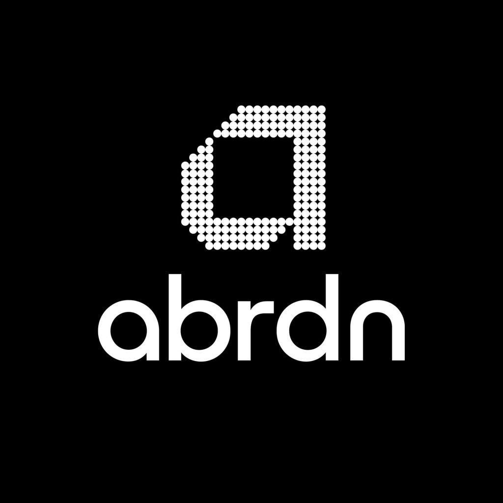 standard life aberdeen - abrdn logo